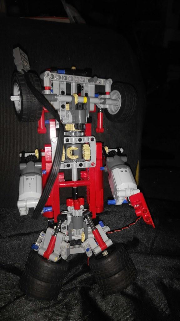 lego technic sirslayer legotron