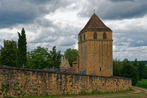 Chapelle Saint Christophe - Montferrand du Périgord - Dordogne