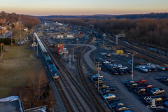 Amtrak 29 - Brunswick, MD