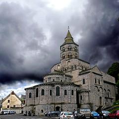 Orcival, Puy-de-Dôme, France