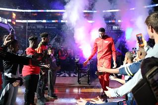 2018-19 Groups -- December 7, 2018 vs. Memphis Grizzlies