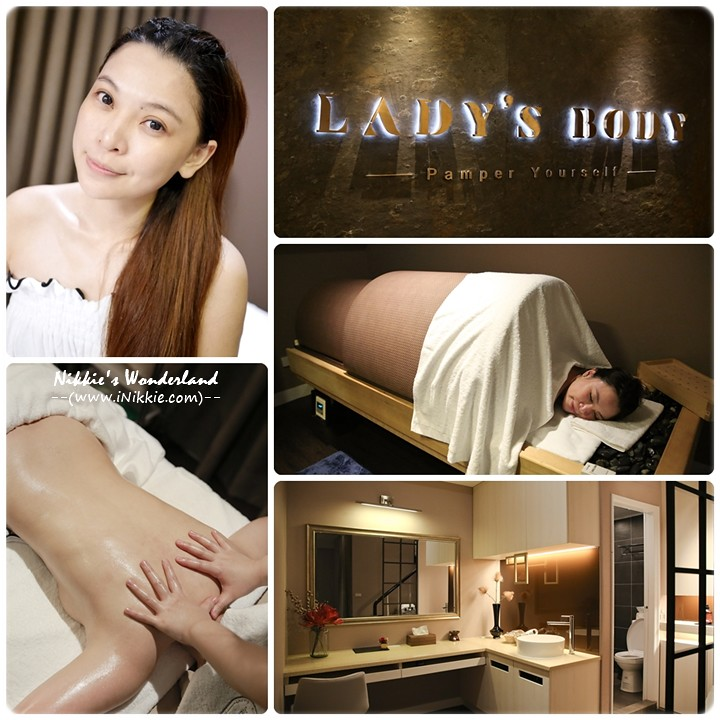 名模美肌 LADY'S BODY Beauty SPA