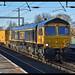 No 66739 Bluebell Railway 12th Dec 2018 Ipswich