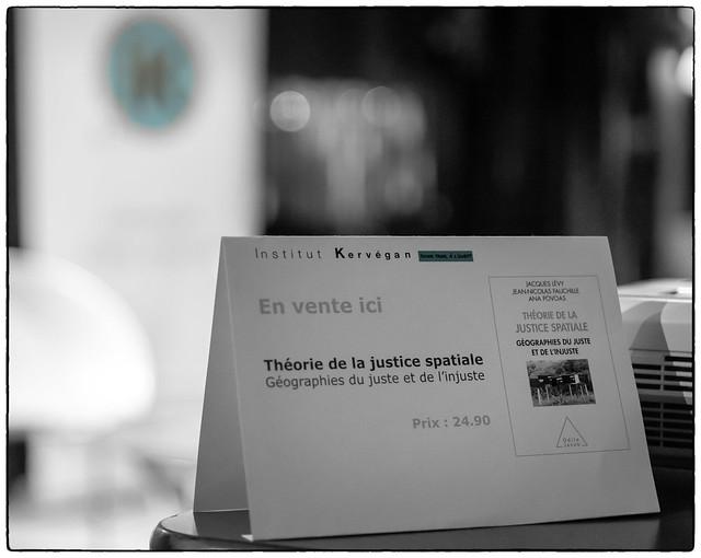 Conférence de Jacques Lévy