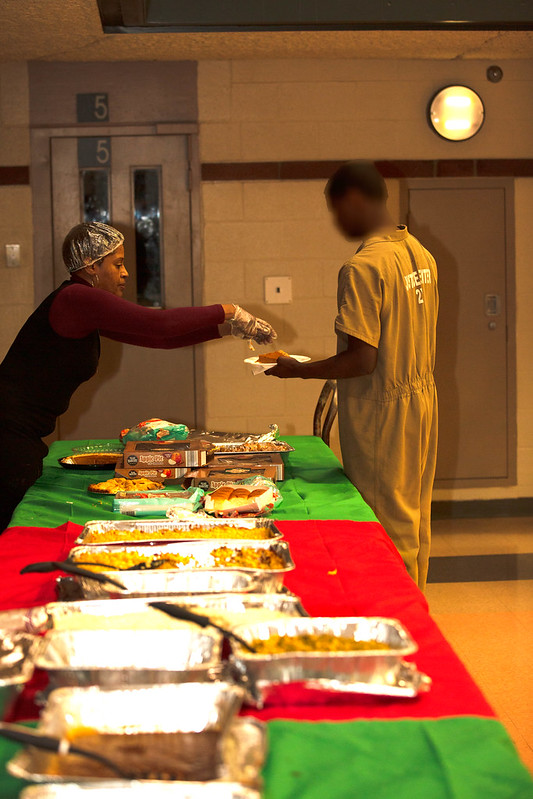 Justice Center Christmas Dinner