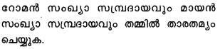 Plus One Computer Science Model Question Papers Paper 3.6