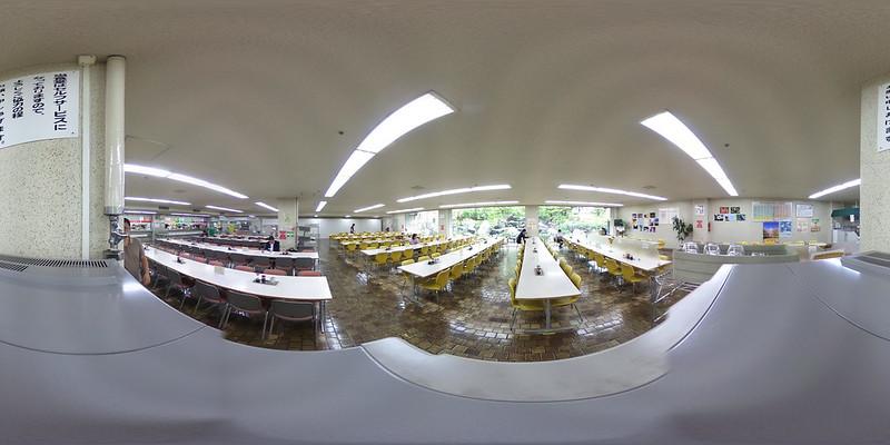 札幌市役所地下食堂
