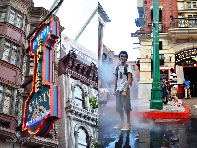 New York at Universal Studios Singapore