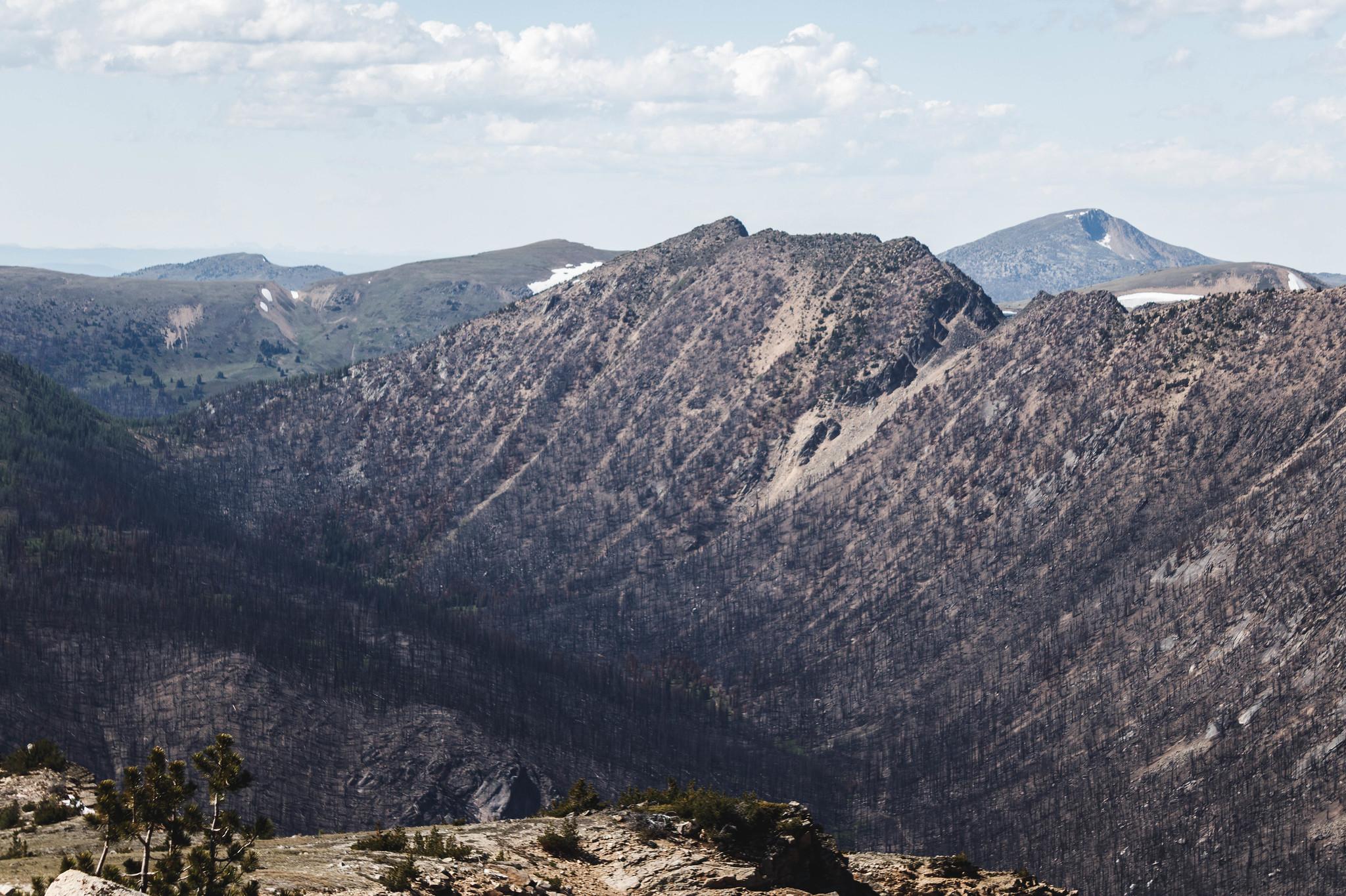 Corral Peak